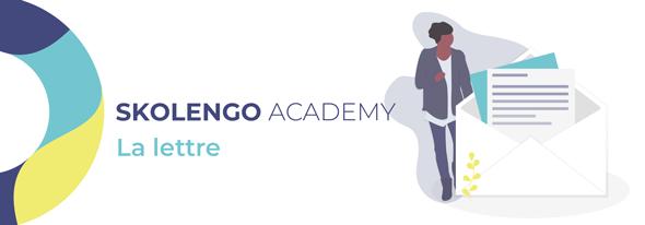 Skolengo Academy la lettre