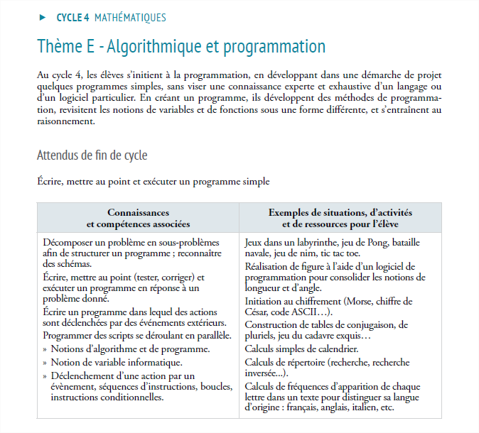 competences 3