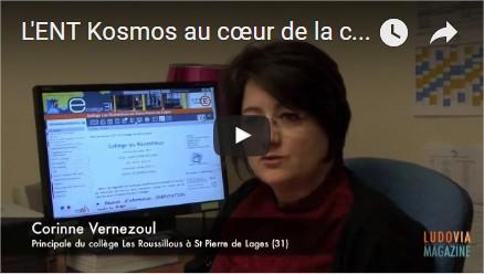 L'ENT AU COEUR DE LA COMMUNICATION ETABLISSEMENT-FAMILLES